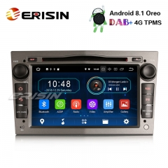 "Erisin ES3960PG 7"" Android 8.1 Car Stereo DAB+ GPS DVR SWC for Opel Vauxhall Corsa Zafira Astra Signum Meriva"