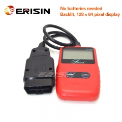 Erisin ES370 Universal All Car OBDII EOBD Fault Reader Code Scanner Diagnostic Tool