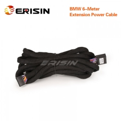Erisin KG-BMW-6M BMW 6m Extension Cable for ES8839B