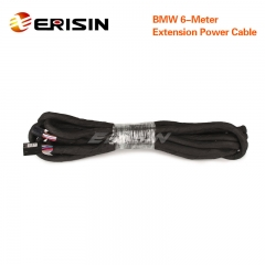 Erisin KD-BMW-6M BMW 6M Extension Cable with 4 connectors for ES7746B ES7753B