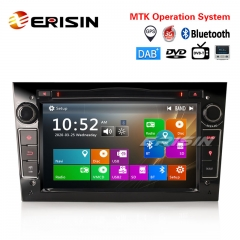 "Erisin ES7260P 7"" All-in-One Car Multimedia Player with GPS 3G Radio BT VMCD DAB-IN DVR-IN DTV-IN"